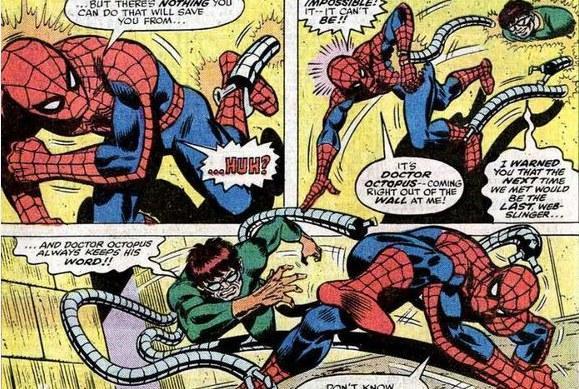 半世纪前蜘蛛侠漫画估价40万美元