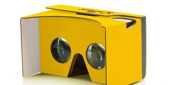 《辛普森一家》将播VR片段 官网赠定制VR纸盒