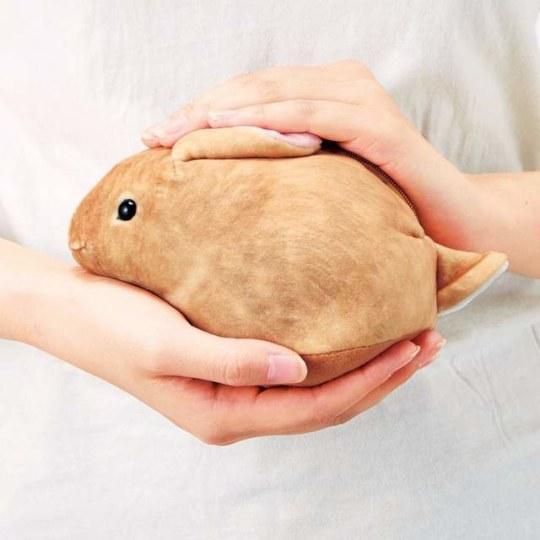 少女心满满!日本发售兔子随身包