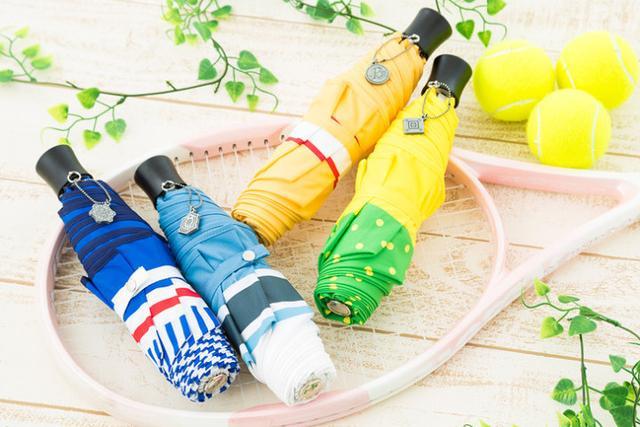 《新网王》四校联盟 折叠伞与手表发售