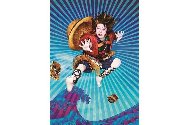歌舞伎版《海贼王》曝光海报 出演阵容