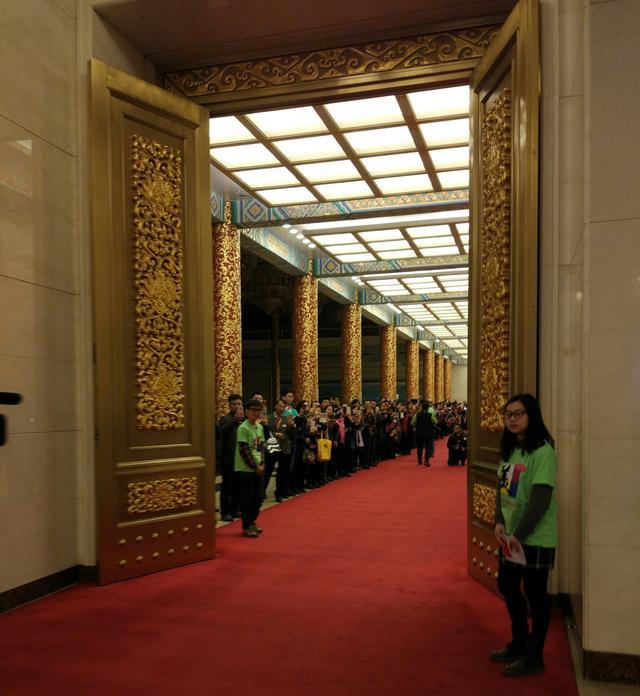 《中国少年儿童美术书法摄影作品》(第19卷)在人民大会堂首发