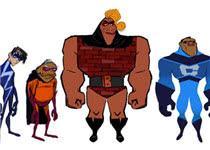 超能力新人登场 《超人总动员2》新设定图公开