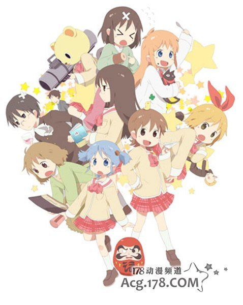 2011春季新番动画海外受欢迎TOP10