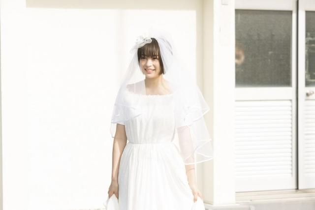 广濑铃穿婚纱美爆了《老师》公开禁断师生恋预告