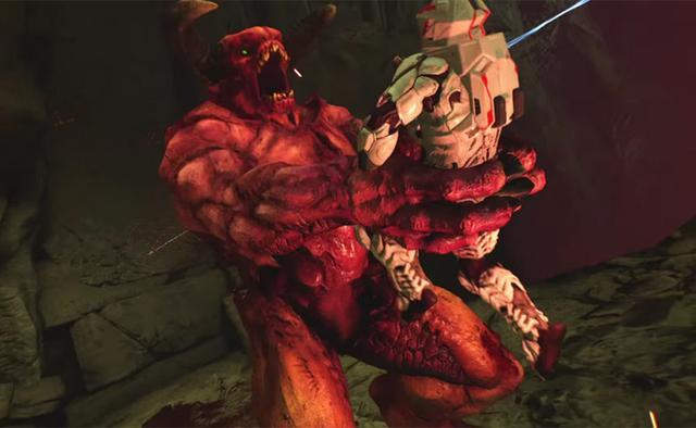 游戏《DOOM》公布六大多人模式