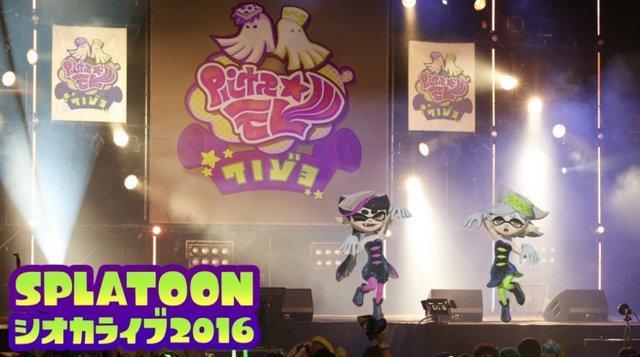 官方庆祝《喷射乌贼娘》日本销量破百万