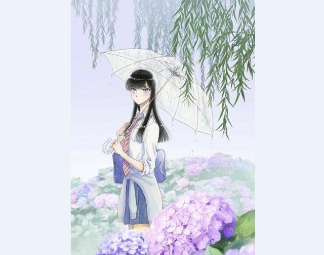 《恋如雨止》公开梅雨视觉图