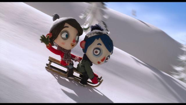 法语动画《西葫芦的生活》入围奥斯卡最佳外语片九强