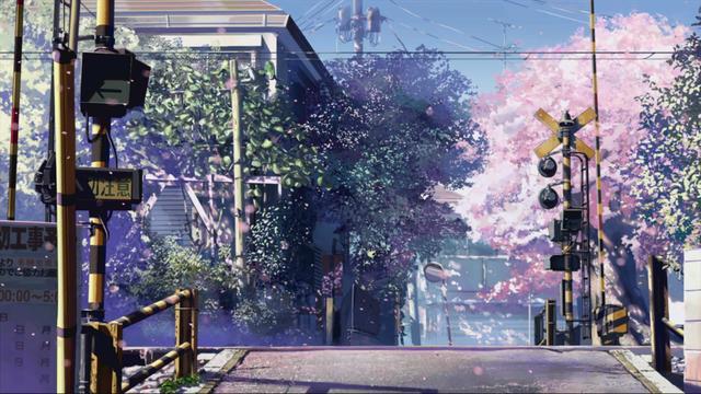 回复有礼:二次元中樱花飘落的名场景评选