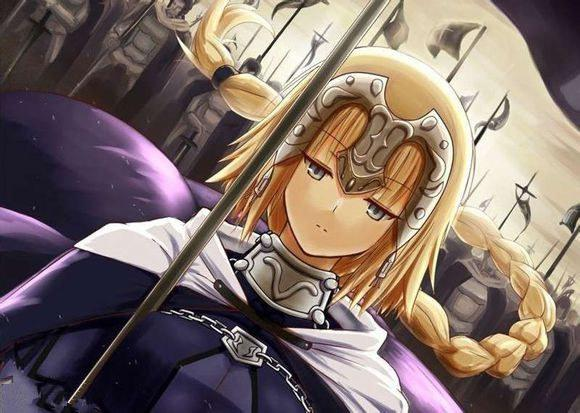 e圣女贞德蹂躏本子-X档案 动漫中的魔女狩猎和贞德之死