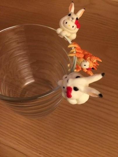 Hello Kitty杯缘子惊现奇葩造型