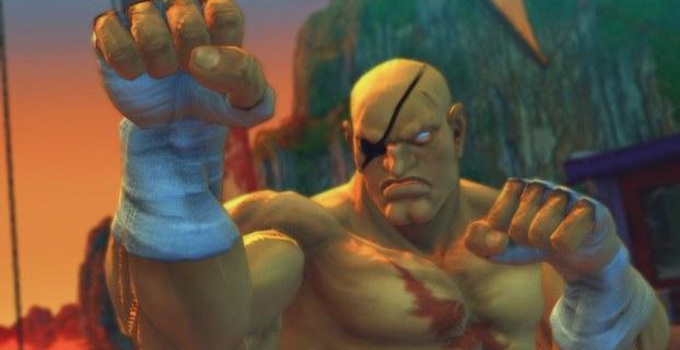 《街霸5》沙加特废除原因:类似角色太多