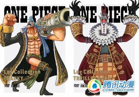 《海贼王》新DVD占据Oricon前两名