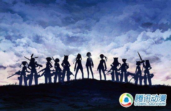 剧场版《强袭魔女》蓝光版10月售