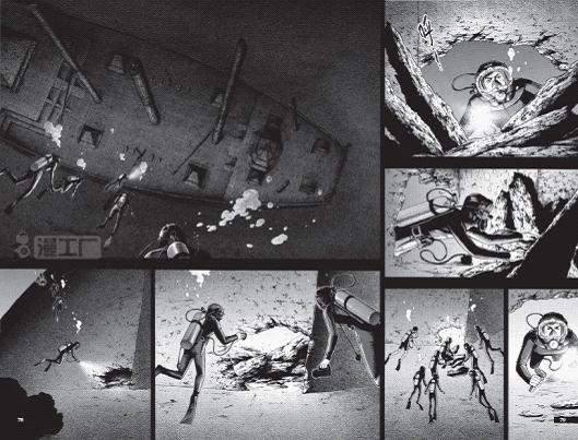 盗墓笔记5:奢华的海底墓葬呈现