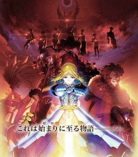 Fate/Zero PV公布 �|浦由记担音乐