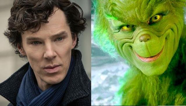 《圣诞怪杰》推迟一年上映 卷福为反派配音