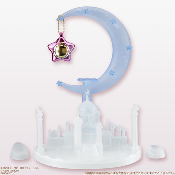 《美少女战士》月宫城堡首饰架发售