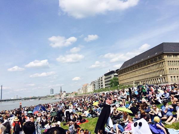 德国举办日本文化介绍活动 COSER云集