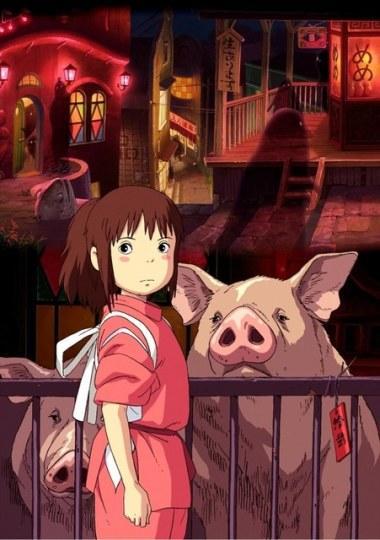 吉卜力刷榜!美国媒体评选最佳日本动画剧场版