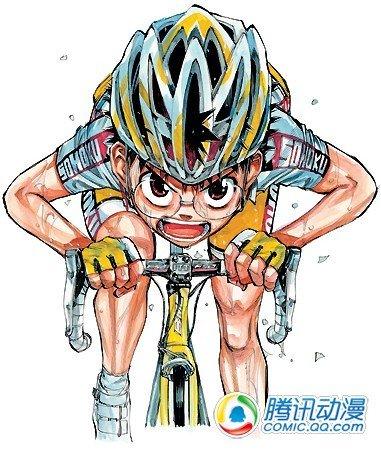 自行车漫画《飙速宅男》将动画化