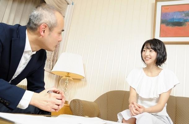 人气美女武田玲奈畅谈对于动画的爱