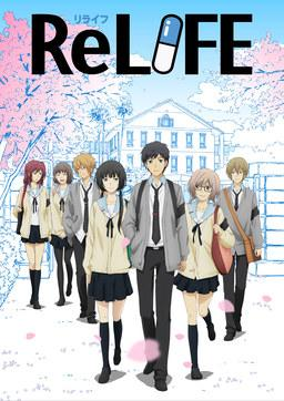 《ReLIFE》将推出角色歌