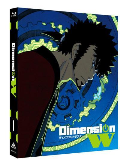 1月番《维度战记》BD第一卷发售 封面图公布