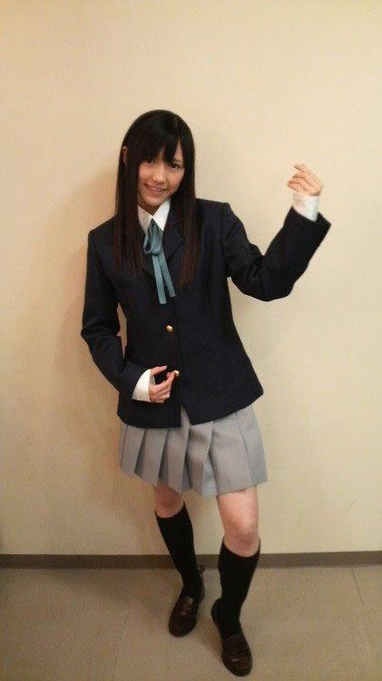 AKB48渡边麻友任EVA破TV应援队长