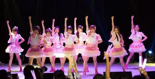 幻音音乐社区新歌首发 助力知名偶像女团Idol School新歌《火种》燃爆今冬