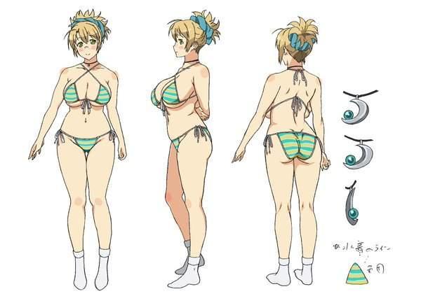 满屏大欧派!18禁动画《我与美咲老师》公开原画特典