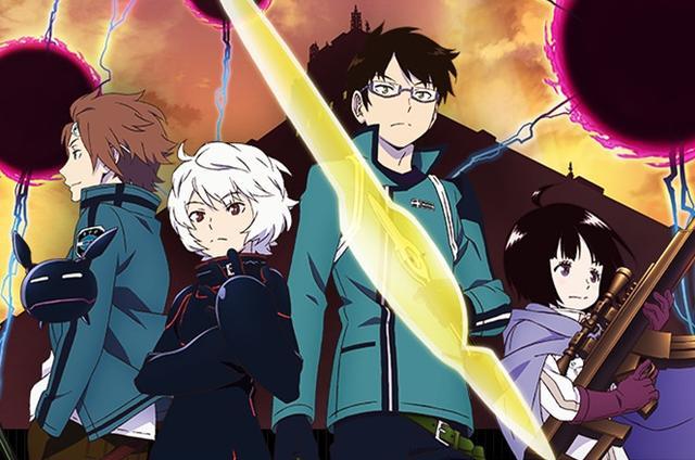 TV动画《境界触发者》第2季将于10月播出