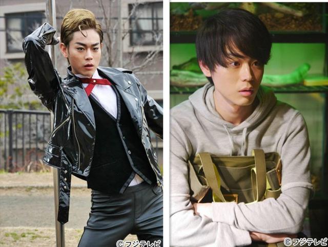 新八演员首演《世界奇妙物语》 角色是变色龙演员