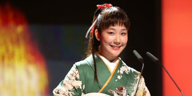日本大学生眼中的和风女艺人