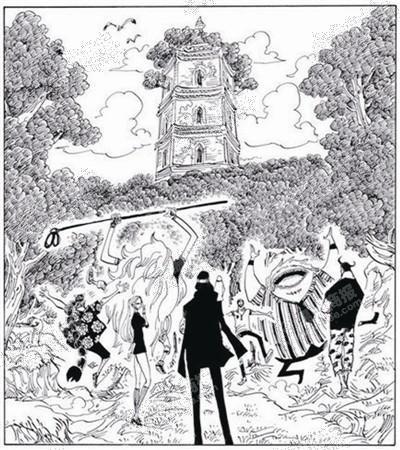 尾田证实《航海王》一场景取材温州