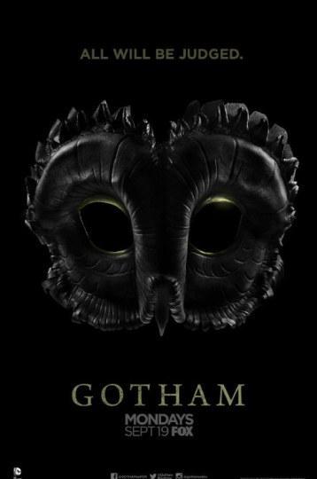 《哥谭》第三季曝角色海报 少年蝙蝠侠亮相 IT