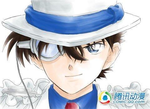 《魔术快斗》动画新作将于9月播放