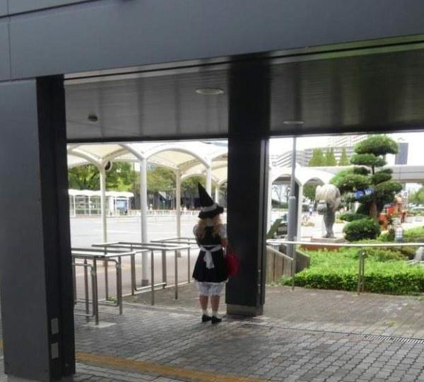 东方Project粉丝因违规穿着COSPLAY装被拒门外