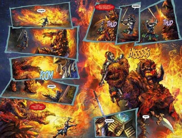 《黑暗之魂》漫画将于12月6日正式发售 可直邮到中国