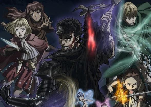 为第2季动画造势!《剑风传奇》漫画宣布再开连载