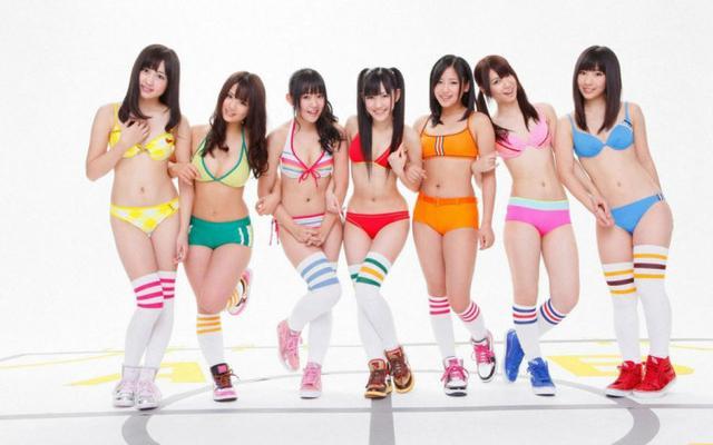 尴尬!日本年轻人现在看到AKB就换台