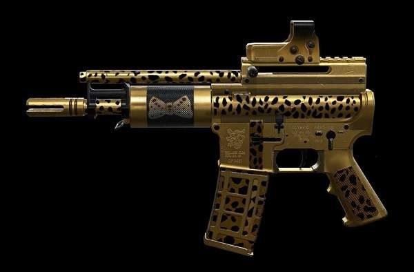 《兽娘》魅力大 岛国射击游戏推出薮猫冲锋枪