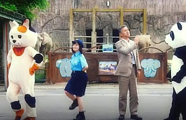 桥本环奈跳动物舞太萌!《警视厅生物系》点击破40万