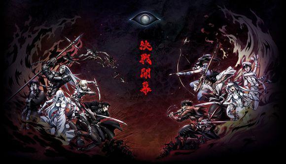 《漂流武士》新详情公布 OAD6月发售