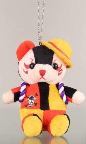 《航海王》推出歌舞伎版熊娃娃