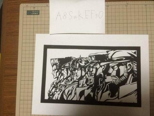 揭秘那些看似简单的动漫画纸雕艺术!