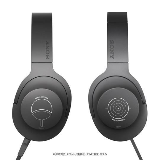 《火影》Walkman及头戴式耳机发售