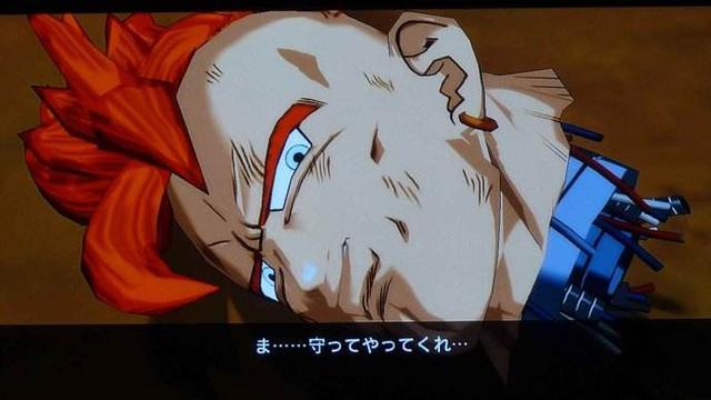 日宅:《龙珠》最可怜的角色是16号吧