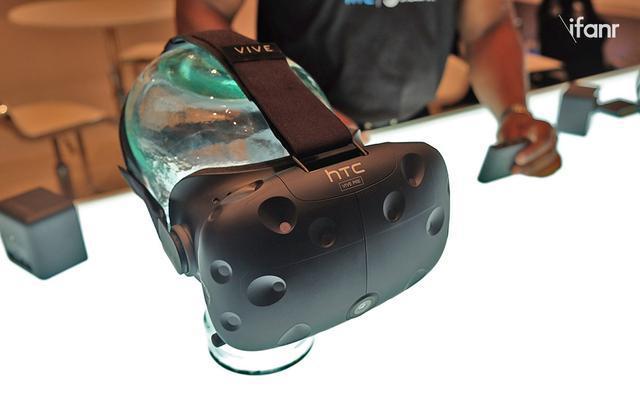 HTC Vive国行报价6888元 支持100多款VR游戏